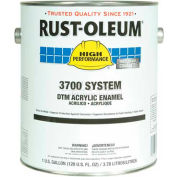 Rust-Oleum 3700 System <250 Voc Dtm Acrylic Enamel White 3792402 - Pkg Qty 2