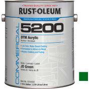 Rust-Oleum 5200 System < 250 VOC DTM Acrylic, John Deere Green Gallon Can - 5234402 - Pkg Qty 2