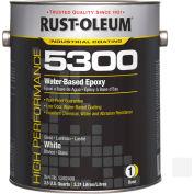Rust-Oleum 5300 System <250 Voc Water-Based Epoxy White 5392408 - Pkg Qty 2