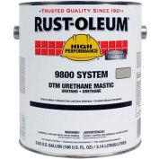 Rust-Oleum 9800 System <340 Voc Dtm Urethane Mastic Safety Yellow 9844419 - Pkg Qty 2