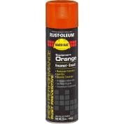 Rust-Oleum High Performance V2100 System Equipment Aerosol, Equipment Orange 20 oz. Can - V2156838 - Pkg Qty 6