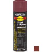 Rust-Oleum High Performance V2100 Rust Preventive Enamel Aerosol, Red Primer, 15 oz. - V2169838 - Pkg Qty 6