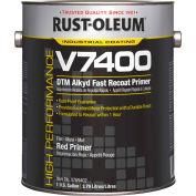 Rust-Oleum V7400 System <340 Voc Dtm Alkyd Enamel Primer Quick Dry Red V769402 - Pkg Qty 2