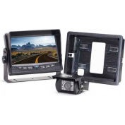 Rear View Safety Camera System - One Camera W/ Flush Mount Monitor RVS-7706133