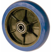 "RWM 6""x2"" Signature Wheel with Sealed Ball Bearing for 1/2"" Axle, Roller Bearing, 600 Lbs. Capacity"