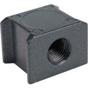 """Milton S-1163-23 Mini Modular End Block 1/8"""" NPT"""