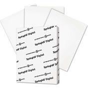 """Springhill® Digital Vellum Bristol White Cvr 16000, 8-1/2"""" x 11"""", White, 250/Pack"""