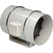 "12.4""/315Mm Inline Mixed Flow Duct Fan - 1050 / 751 CFM"