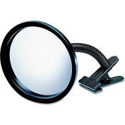 "See All® Portable Convex Security Mirror, 10"" Diameter, 160° View Angle"
