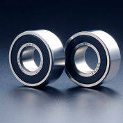 SMT 63005-2RS Deep Groove Ball Bearing, Wide Width, Double Sealed, OD 47mm, Bore 25mm, Metric