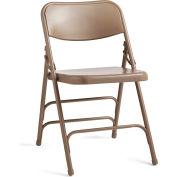 Steel Folding Chair - Neutral/Neutral