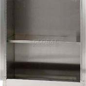 Sandusky SA10482400 Stainless Steel Adjustable Shelf - 47-7/8x22