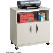 Safco® Products 1850GR Mobile Machine Stand - Gray