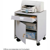 Safco® Products 1854GR Machine Floor Stand