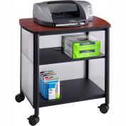 Safco® Products 1857BL Impromptu® Machine Stand, Black