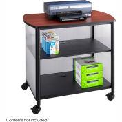 Safco® Impromptu® Deluxe Machine Stand, Black