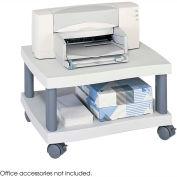 Safco® Products 1861GR Wave Under Desk Printer Stand