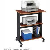 Muv™ Three Level Adjustable Printer Stand - Cherry