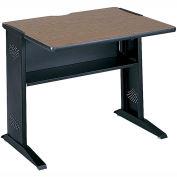 "Safco® 1930 36""W Reversible Top Computer Desk"
