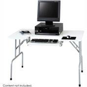 Safco® 1935GR Folding Computer Table