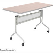 """Base for 48""""W Impromptu™ Table - Silver (Table Top Sold Separately)"""