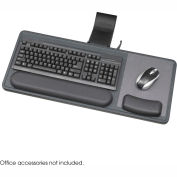 Ergonomic Sit/Stand Articulating Keyboard/Mouse Arm