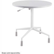 "RSVP™ 30"" Round Table Top Only Gray (Base Sold Separately)"
