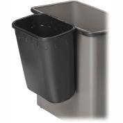 Safco® Paper Pitch Waste Receptacle - 1-3/4 Gallon Cap. Qty.12 - 2944BL - Pkg Qty 12