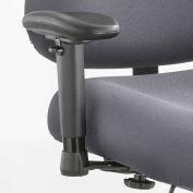 Safco® Optimus Arm Kit, Black