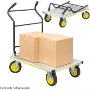 Safco® STOW AWAY® 4053 Platform Truck