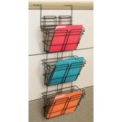 Triple File Basket (Qty. 6)