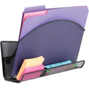 Magnetic Mesh File Pocket with Accessory Organizer (Qty. 6)