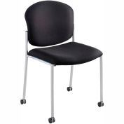 Diaz Guest Chair - Black