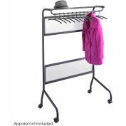 Safco® Impromptu Garment Rack - Black