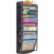 Safco® Impromptu® Magazine Rack 5 Pocket