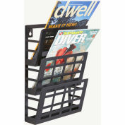 Mayline® - Safco® Grid Magazine Rack 3 Pocket