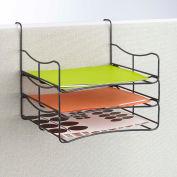 Safco® Wire Panel Accessories Triple Tray
