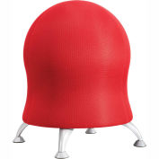 Safco® Zenergy Ball Chair - Crimson