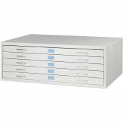 Facil Steel Flat File-Medium