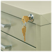 Lock Kit for 5-Drawer Files
