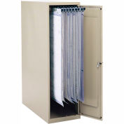 "Large Vertical Storage Cabinet for 18"" - 24"" - 30"" and 36"" Hanging Clamps"