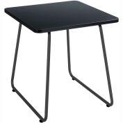 Anywhere End Table, Black Frame