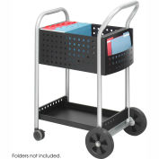 "Safco® Scoot™ 5238 Mail Cart 20""W"