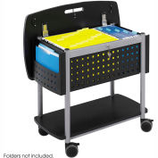 Safco® 5370 Mobile File with Worksurface