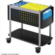 Safco® 5373 Open Top Mobile File