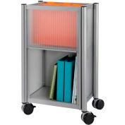 Safco® Impromptu® 5376 Mobile Storage Center Gray