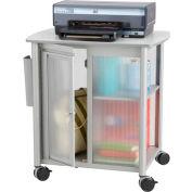 Safco® Impromptu® 5377 Personal Mobile Storage Center Gray