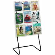 Magazine Display Floor Stand