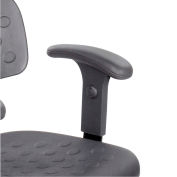 Soft Tough Adjustable T-Pad Arms