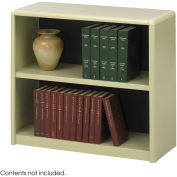 2-Shelf Economy Bookcase - Sand